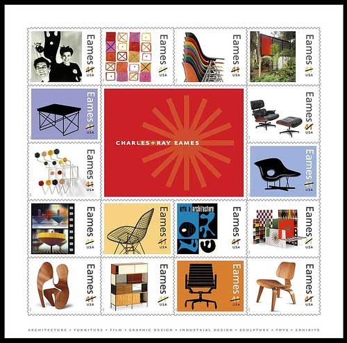 Eames stamps